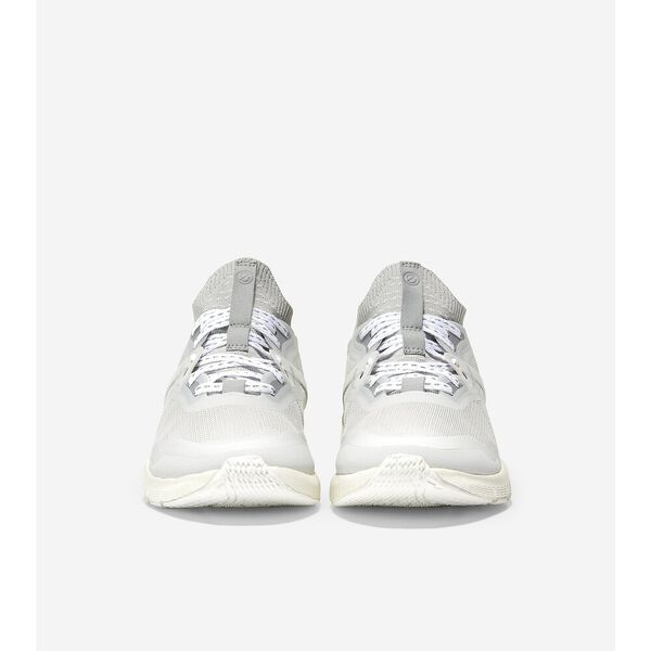 ZERØGRAND Overtake Running Shoe, Nimbus Cloud-Argento, hi-res