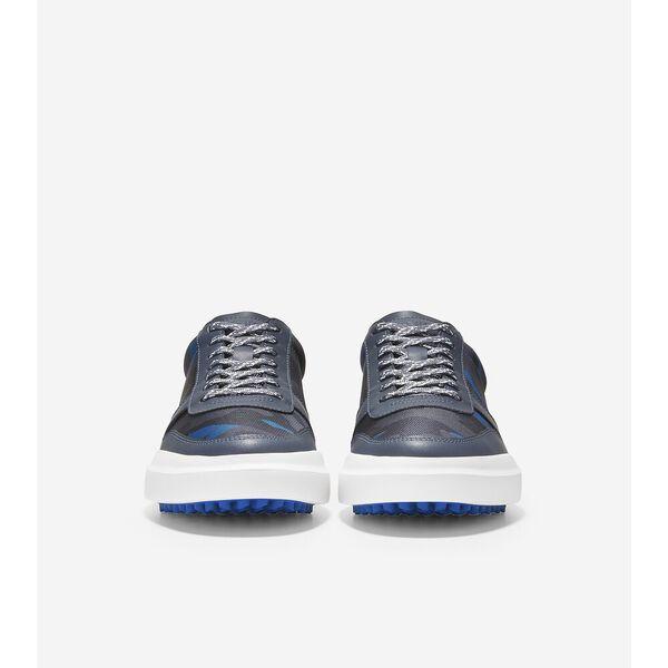GrandPrø AM Golf Sneaker, Ombre Blue Camo, hi-res