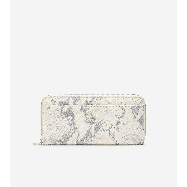 Zip Around Continental, Ivory Roccia, hi-res