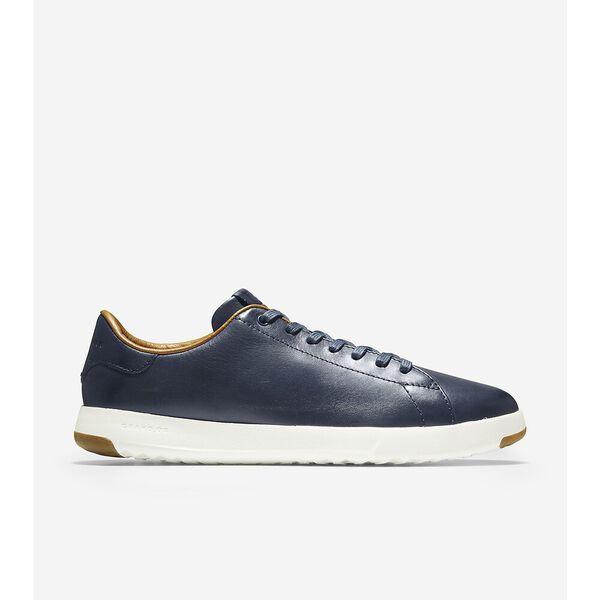 GrandPrø Tennis Sneaker, Blazer Blue Handstain, hi-res