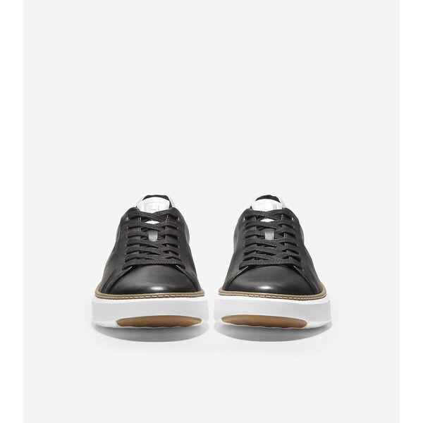 GrandPrø Topspin Sneaker, Black, hi-res