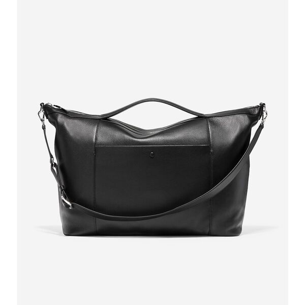 Grand Ambition Large Leather Weekender Duffle