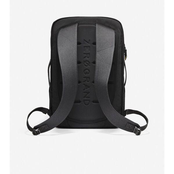 ZERØGRAND City Backpack, Black, hi-res