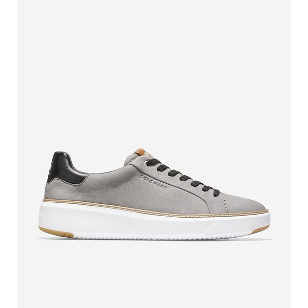 GrandPrø Topspin Sneaker, Ironstone, hi-res