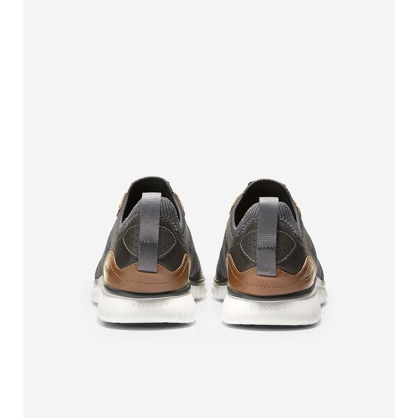 GrandMøtion Crafted Sneaker, Quiet Shade-Ivory, hi-res