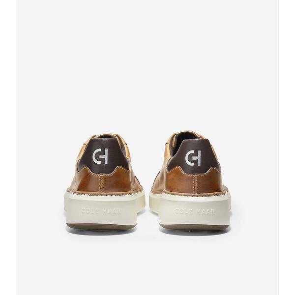 GrandPrø Topspin Sneaker, British Tan, hi-res