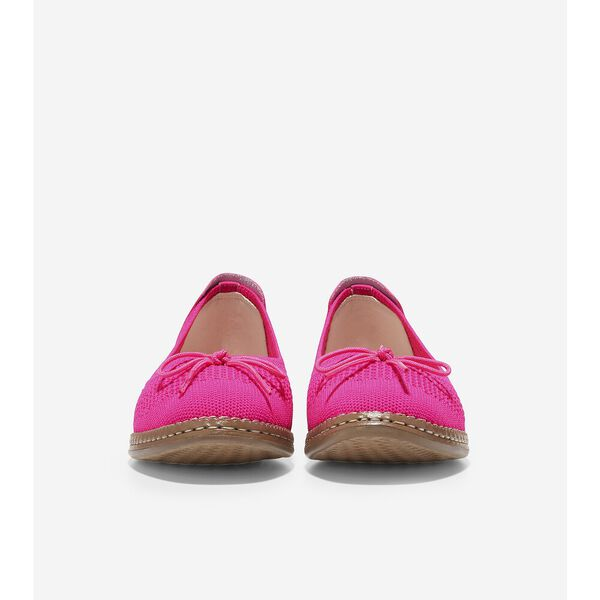 Cloudfeel All Day Knit Ballet, Pink Glow-Tropical Pink, hi-res