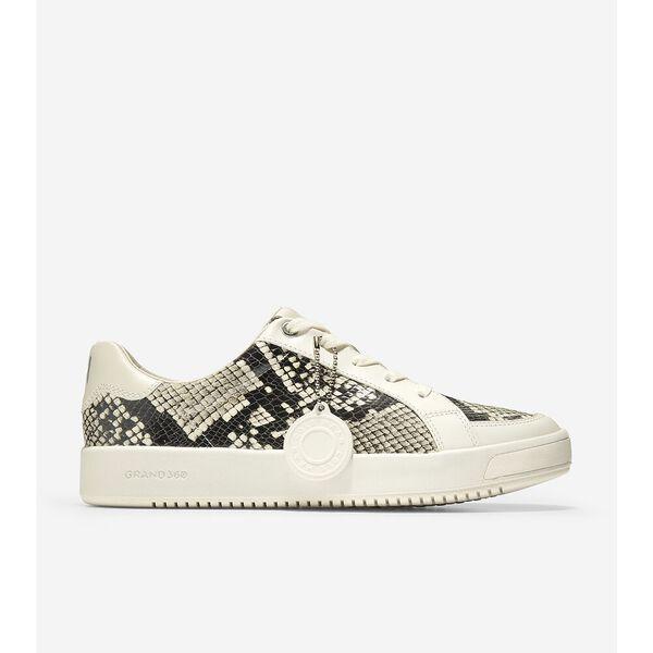 GrandPrø Finalist Sneaker, Snake Print, hi-res