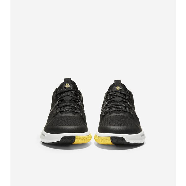 ZERØGRAND Winner Tennis Sneaker, Black-Pavement-White, hi-res