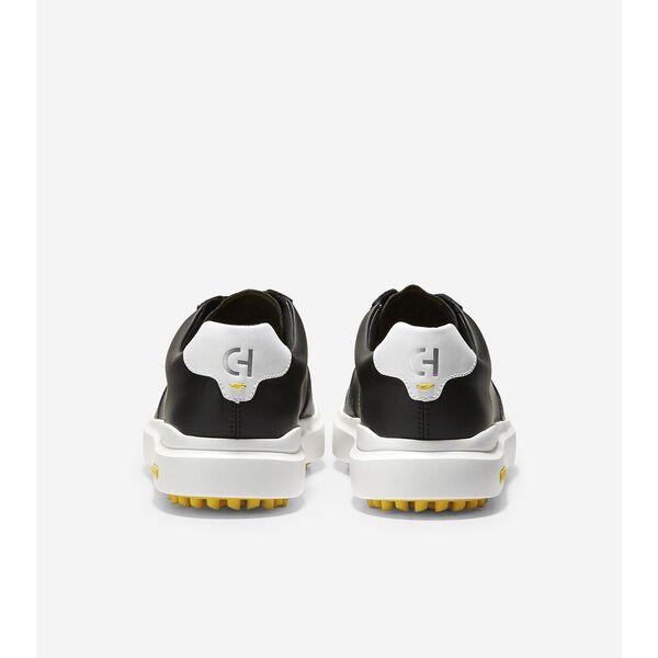 GrandPrø AM Golf Sneaker, Black, hi-res