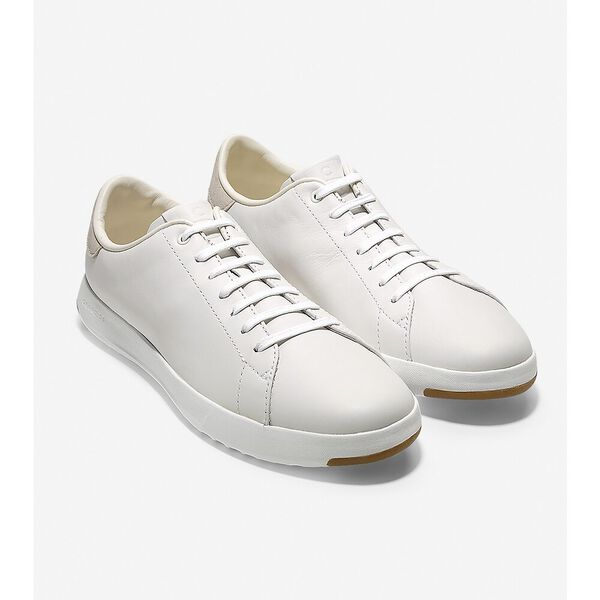 GrandPrø Tennis Sneaker, White, hi-res