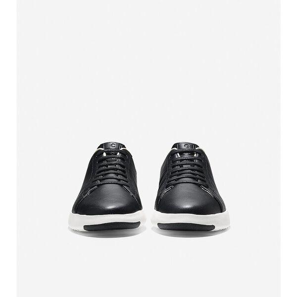 GrandPrø Tennis Sneaker, Black, hi-res