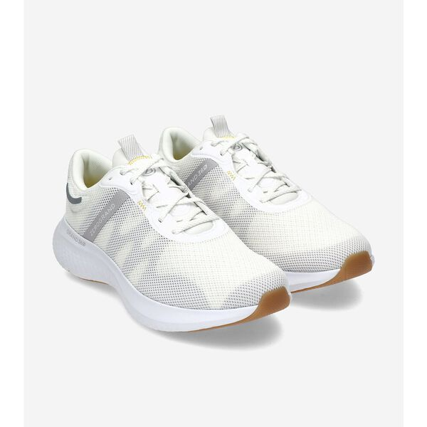 ZERØGRAND Outpace 2 Running Shoe, Optic White, hi-res