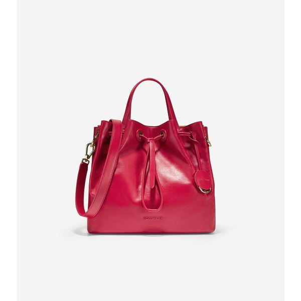 Grand Ambition Bucket Bag, Azalea, hi-res