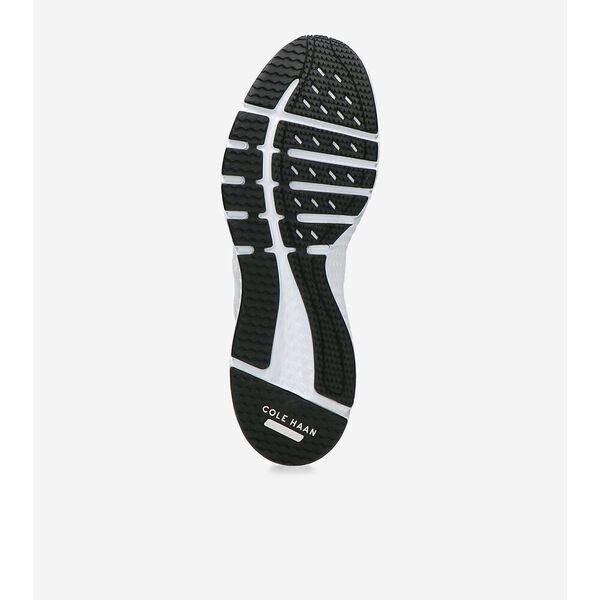 ZERØGRAND Overtake Lite Running Shoe, Optic White, hi-res