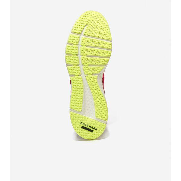 ZERØGRAND Overtake Lite Running Shoe, Molten Lava-Black, hi-res