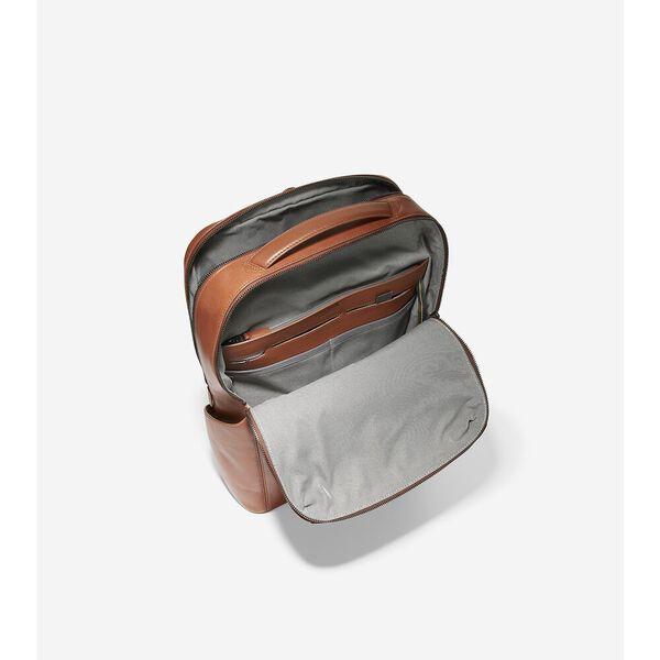GRANDSERIES Gramercy Backpack, British Tan, hi-res