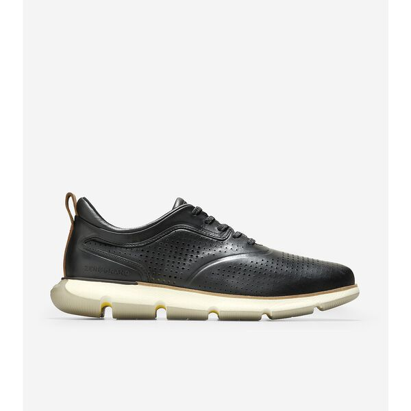 4.ZERØGRAND Perforated Oxford