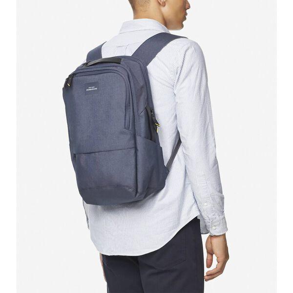 ZERØGRAND City Backpack, Ombre Blue, hi-res
