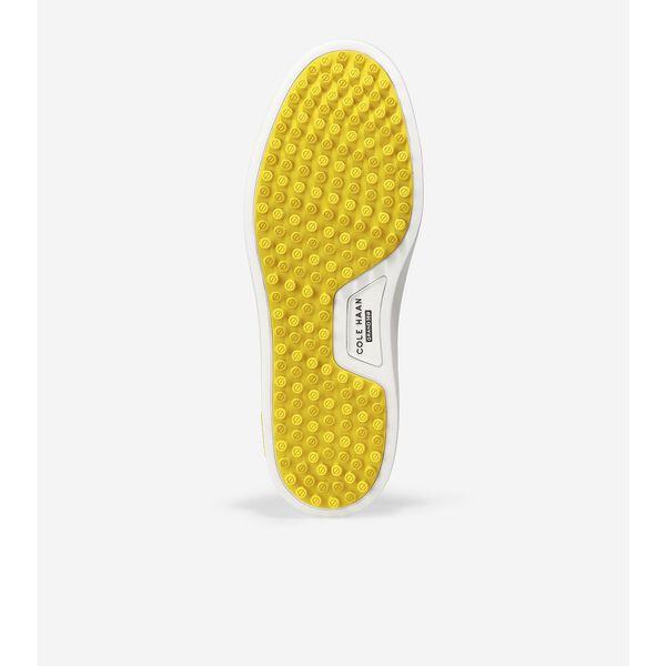GrandPrø AM Golf Sneaker, White, hi-res