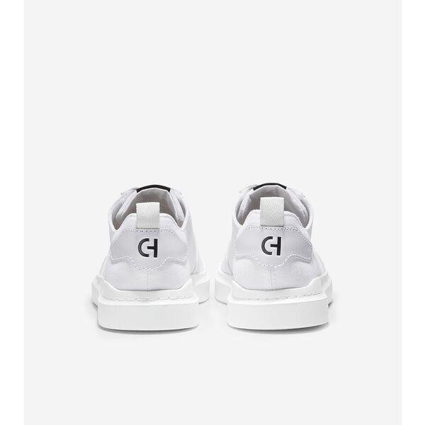 GrandPrø Rally Canvas Court Sneaker, Optic White, hi-res